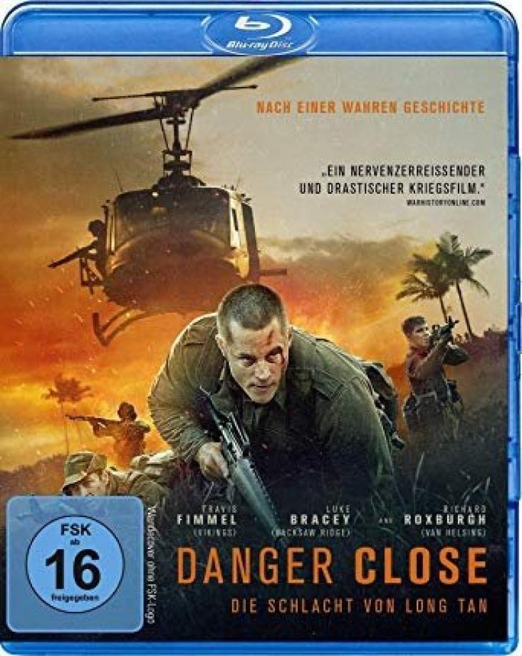 Danger Close - Die Schlacht von Long Tan (BLURAY)