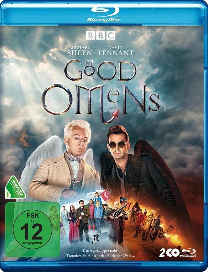 Good Omens (2 Discs) (BLURAY)