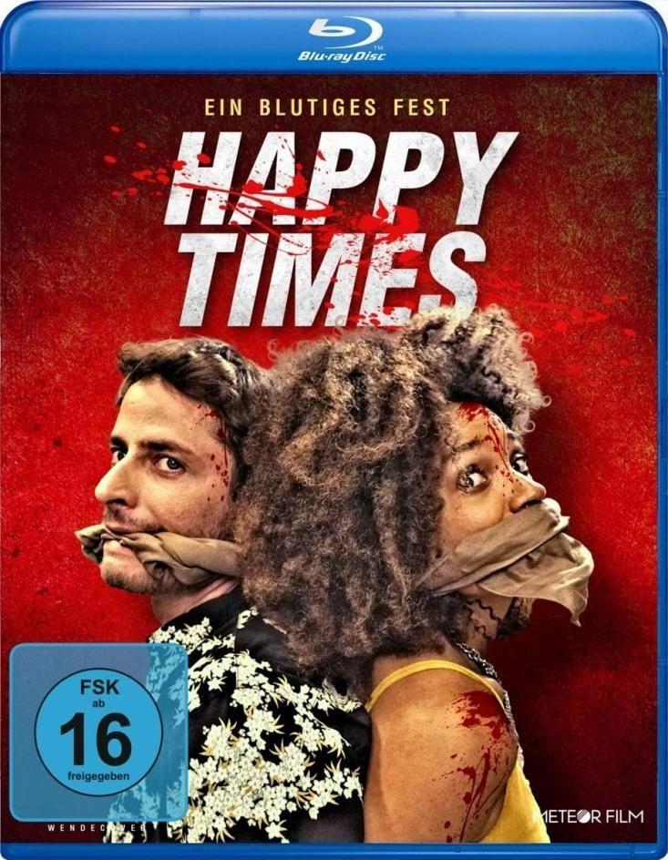 Happy Times - Ein blutiges Fest (BLURAY)