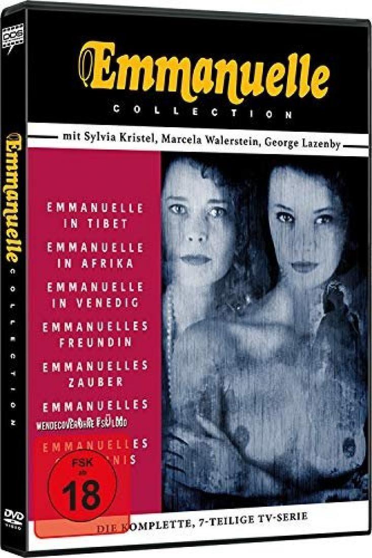 Emmanuelle Collection (3 Discs)