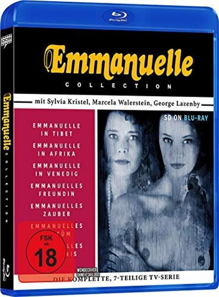 Emmanuelle Collection (SD on Blu-ray) (BLURAY)