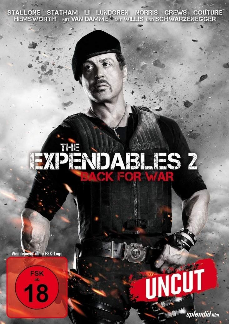 Expendables 2, The (Neuauflage) (Uncut)