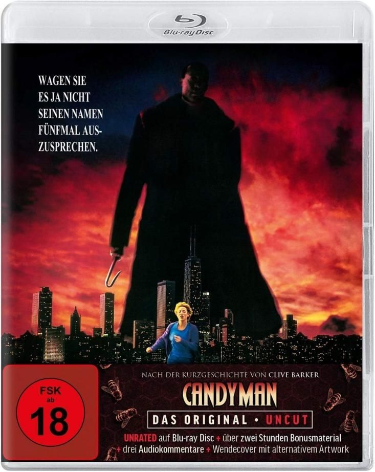 Candyman (Unrated) (BLURAY)
