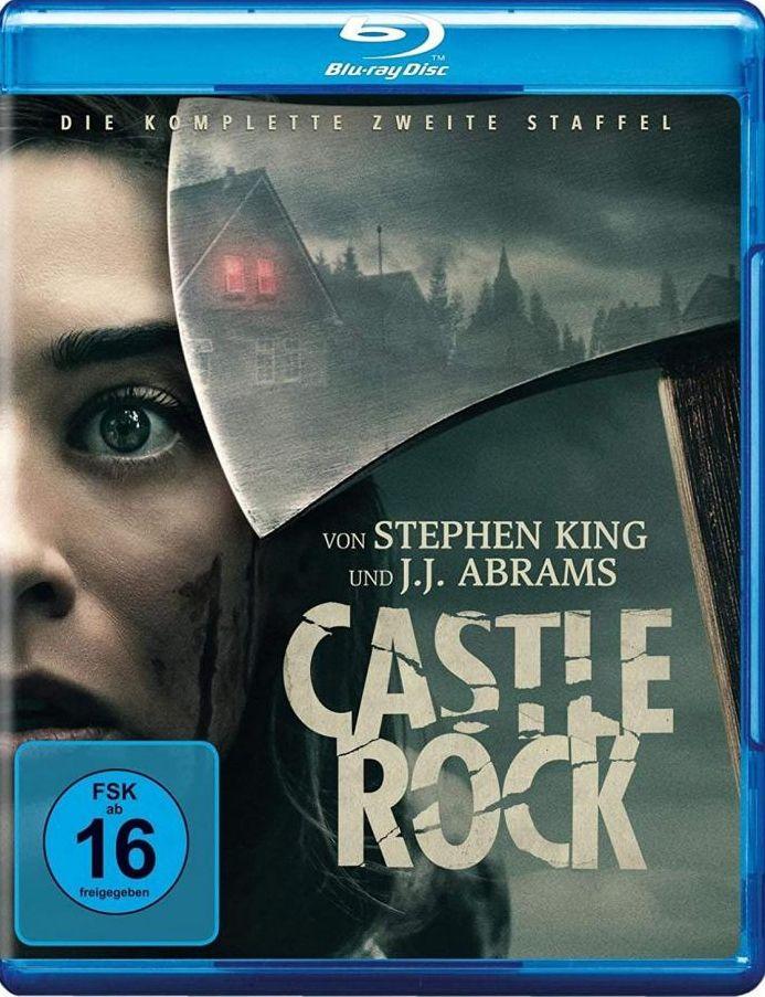 Castle Rock - Staffel 2 (2 Discs) (BLURAY)