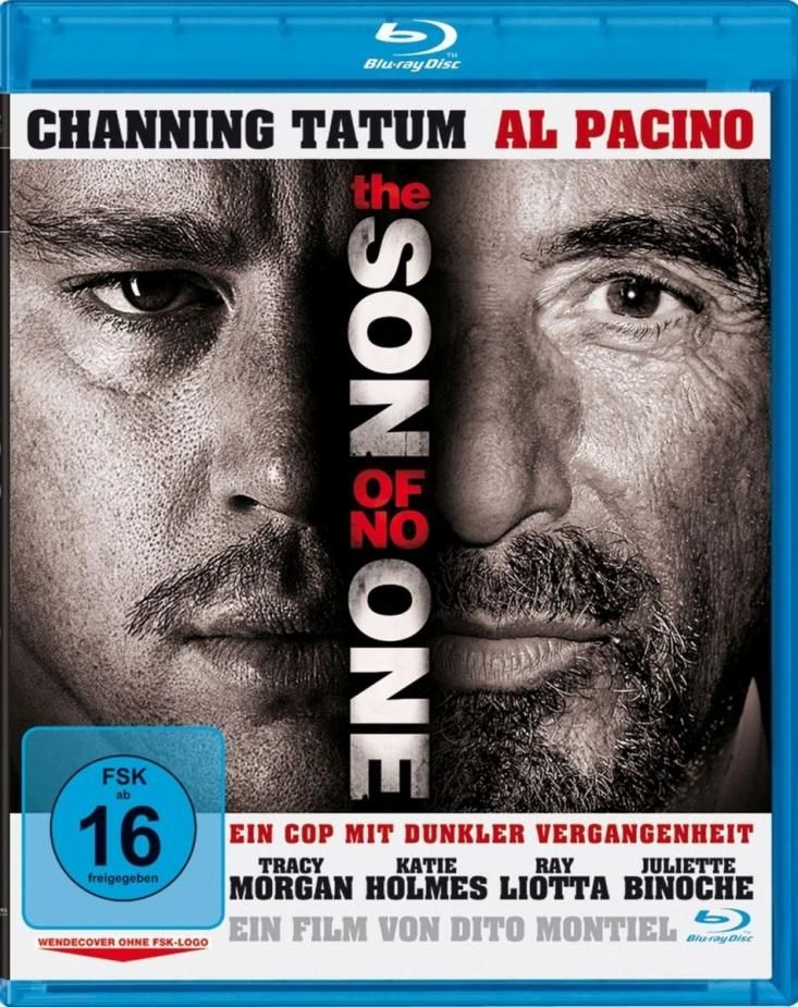 Son of No One, The (BLURAY)