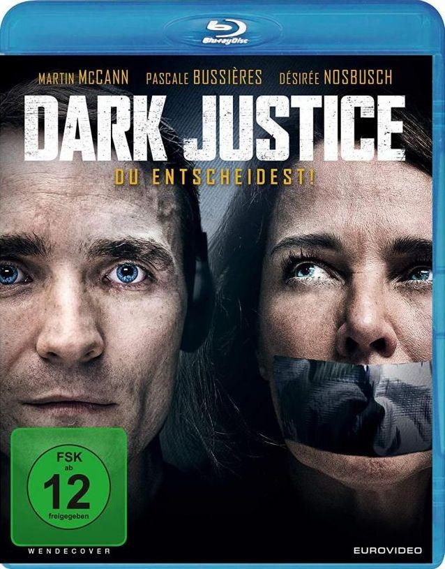 Dark Justice - Du entscheidest! (BLURAY)