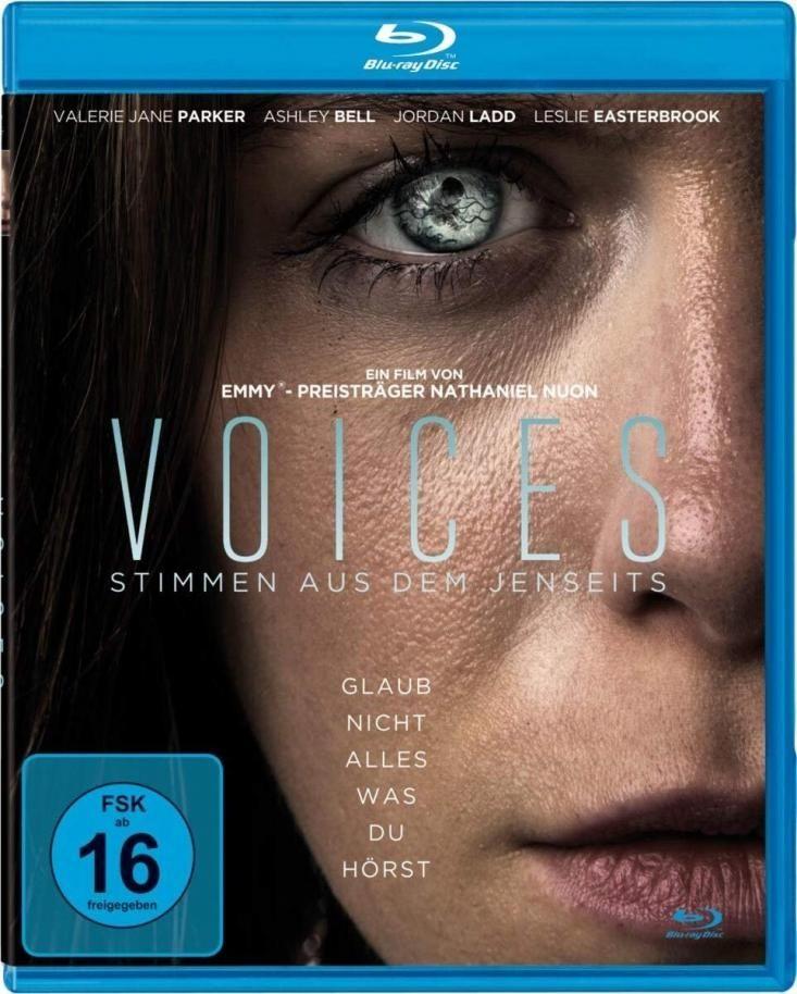 Voices - Stimmen aus dem Jenseits (BLURAY)