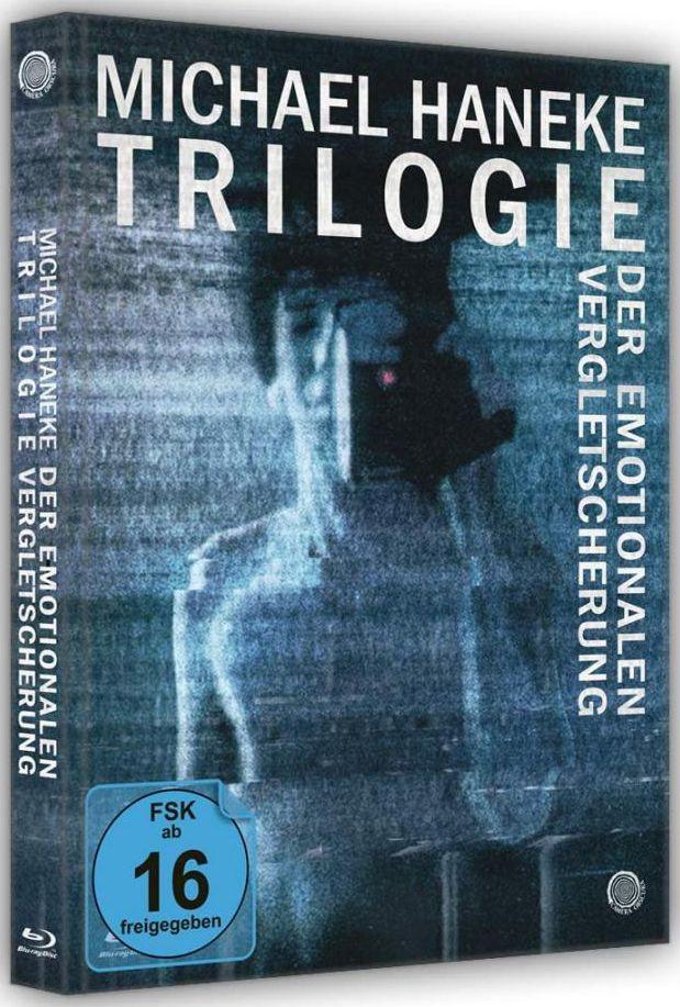 Michael Haneke Trilogie (Lim. Uncut Mediabook) (3 Discs) (BLURAY)