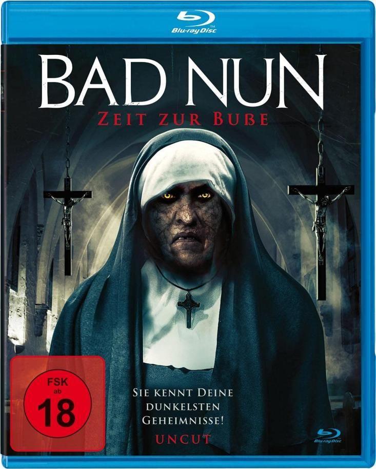 Bad Nun - Zeit zur Buße (BLURAY)