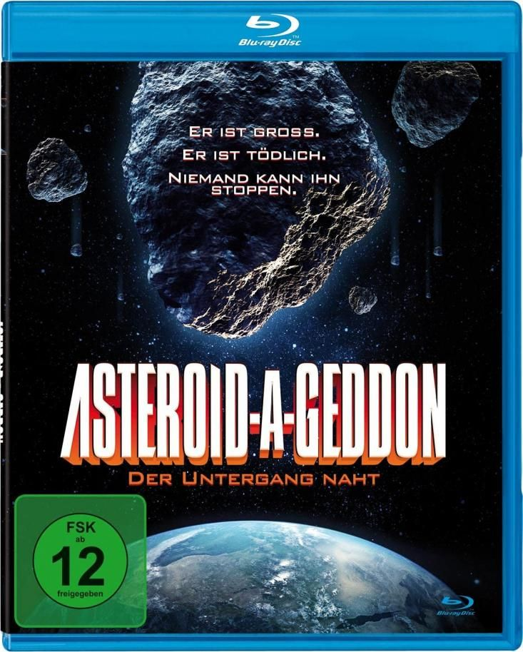 Asteroid-A-Geddon - Der Untergang naht (BLURAY)