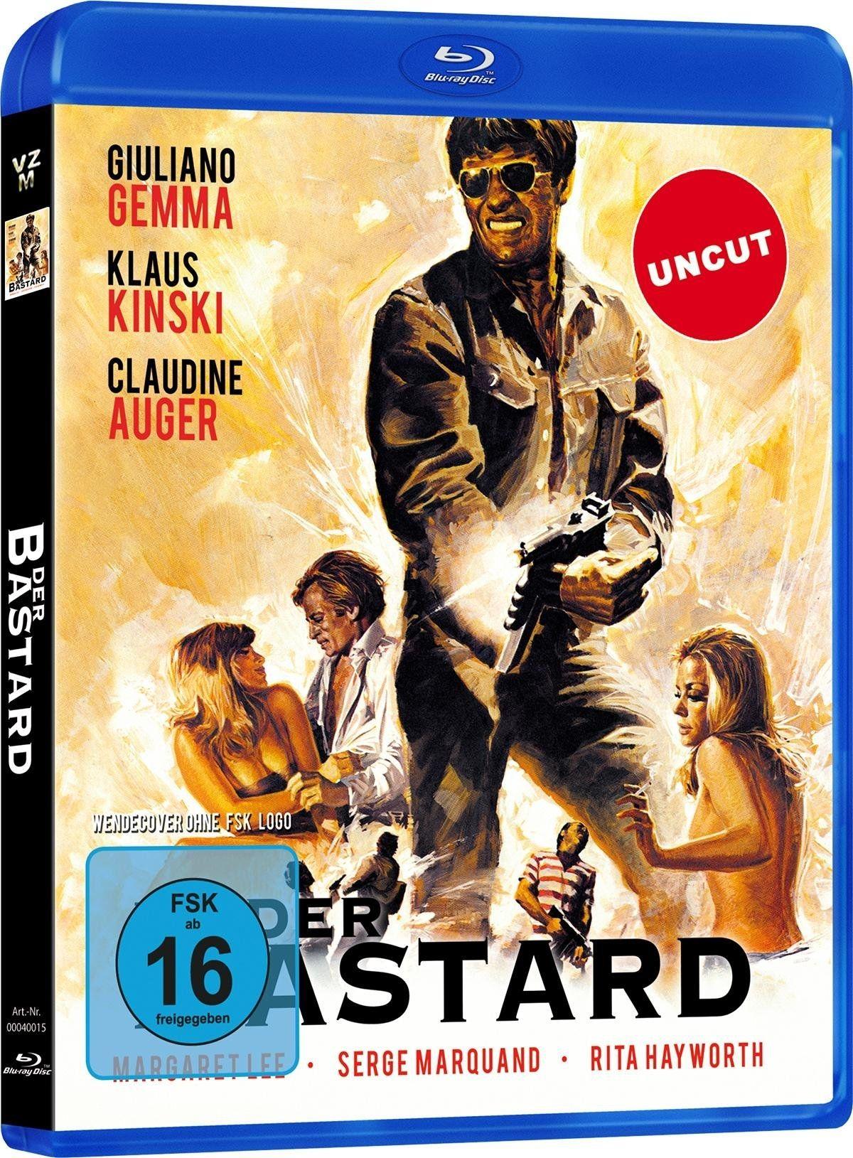 Bastard, Der (1968) (BLURAY)