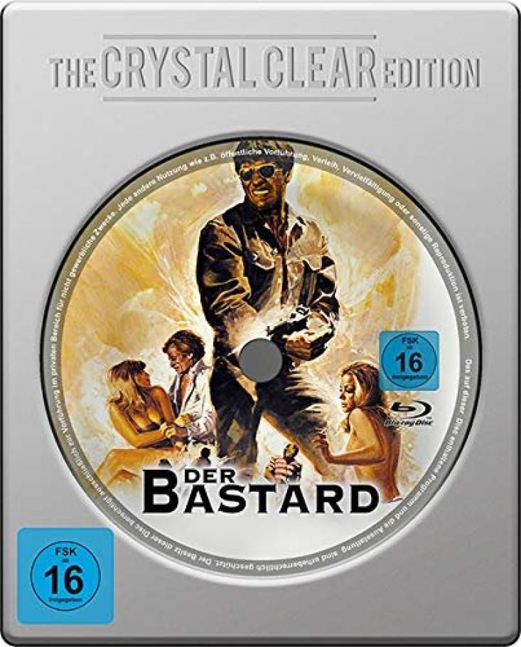 Bastard, Der (1968) (Lim. Crystal Clear Edition) (BLURAY)