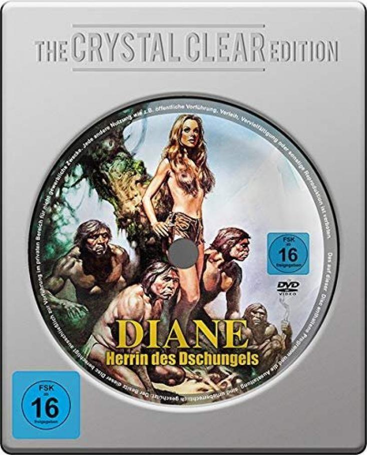 Diane - Herrin des Dschungels (Lim. Crystal Clear Edition)