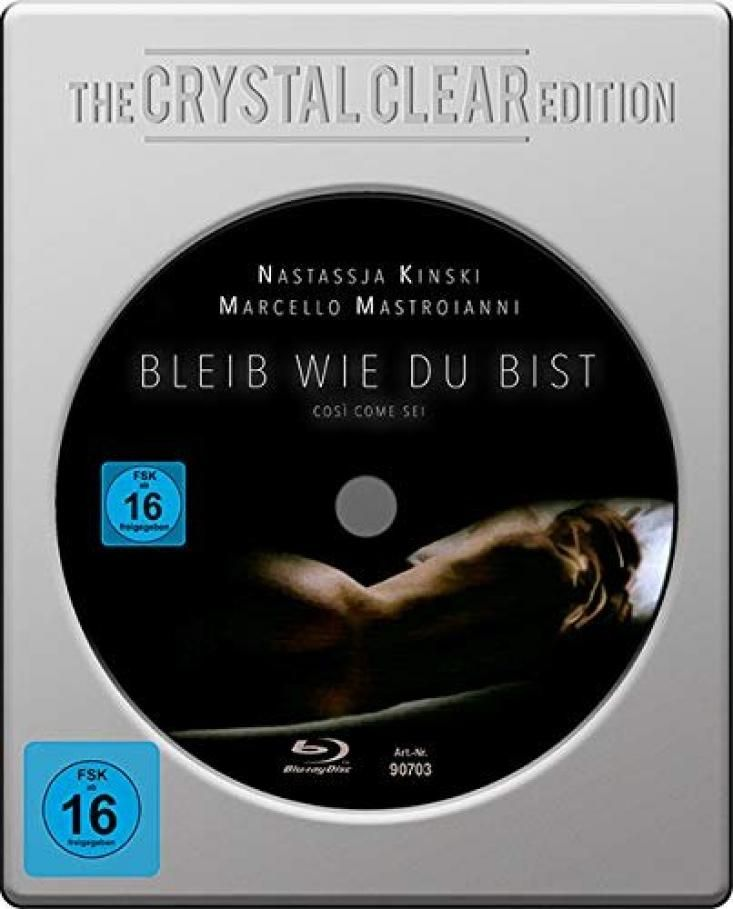 Bleib wie Du bist  (Lim. Crystal Clear Edition) (BLURAY)