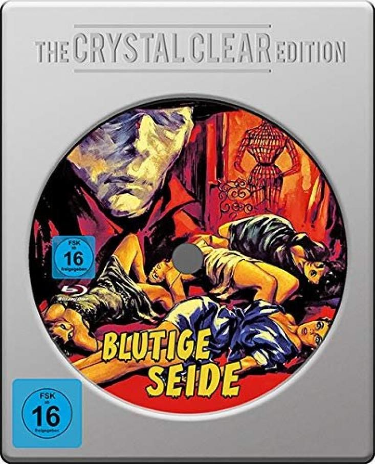 Blutige Seide  (Lim. Crystal Clear Edition) (BLURAY)