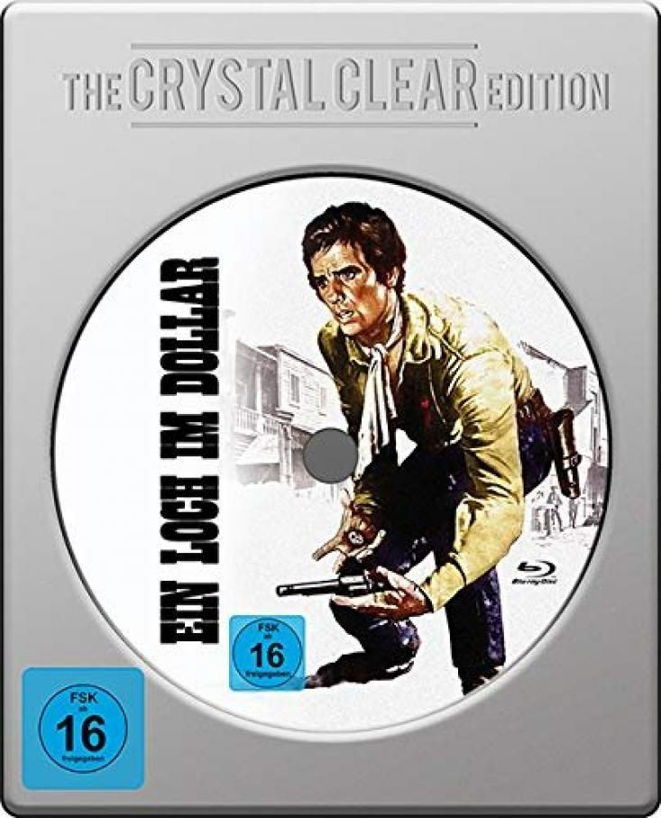 Loch im Dollar, Ein (Lim. Crystal Clear Edition) (BLURAY)