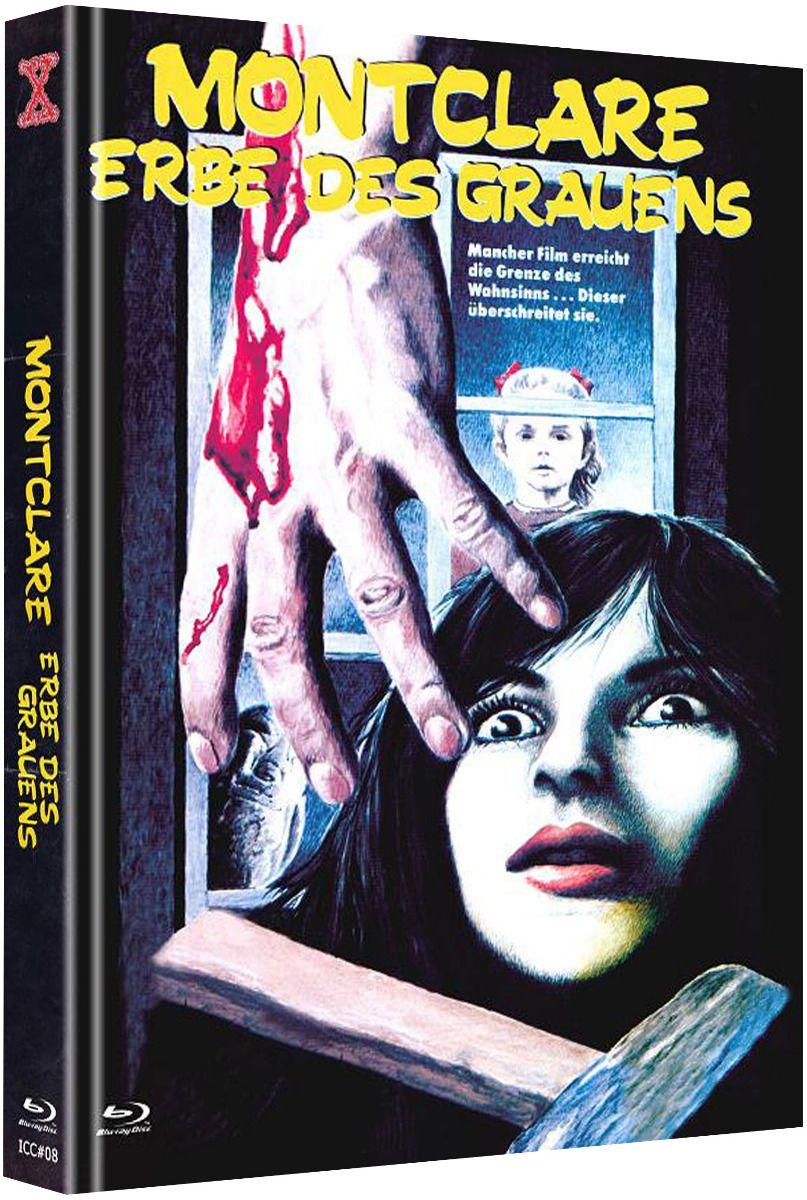 Montclare - Erbe des Grauens (Lim. Uncut Mediabook - Cover C) (DVD + BLURAY)