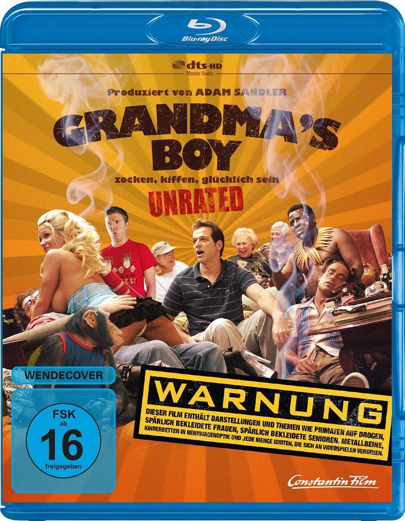 Grandma's Boy (Unrated) (BLURAY)