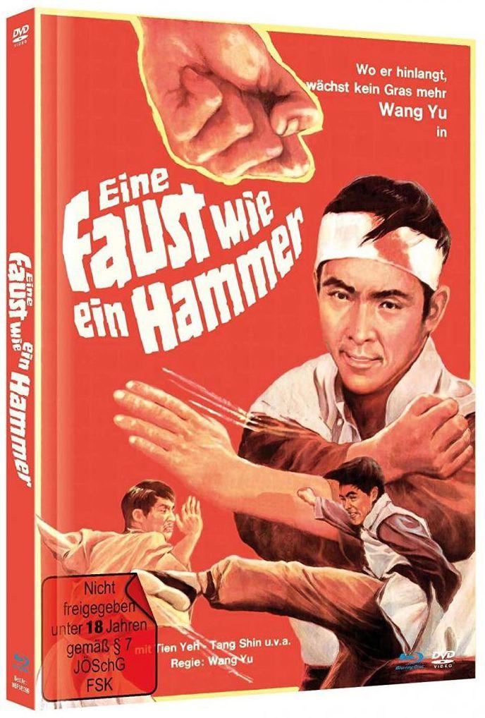 Faust wie ein Hammer, Eine (Lim. Uncut Mediabook) (DVD + BLURAY)
