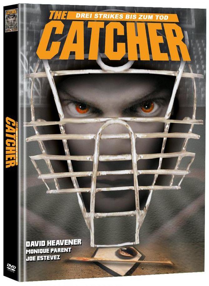Catcher, The - Drei Strikes bis zum Tod (Lim. Uncut Mediabook - Cover B) (2 Discs)