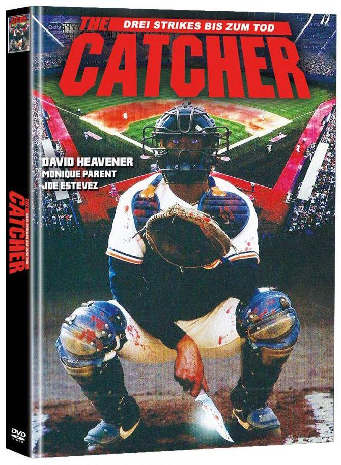 Catcher, The - Drei Strikes bis zum Tod (Lim. Uncut Mediabook - Cover C) (2 Discs)