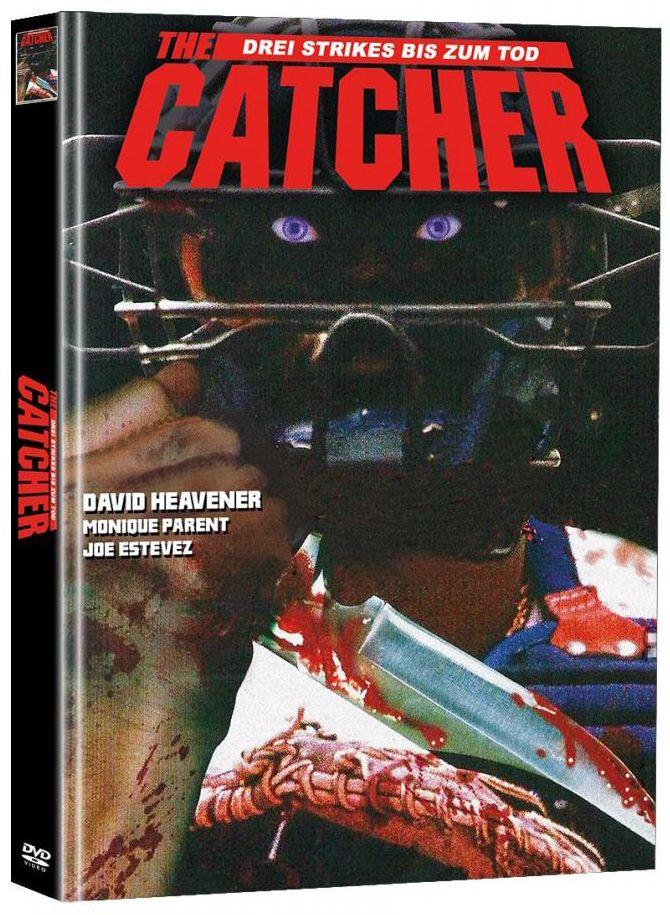 Catcher, The - Drei Strikes bis zum Tod (Lim. Uncut Mediabook - Cover D) (2 Discs)