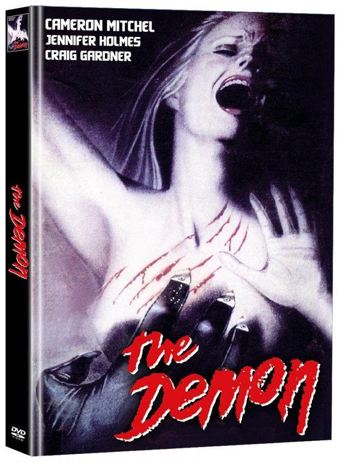 Demon, The - Der Teuflische (Lim. Uncut Mediabook - Cover C) (2 Discs)