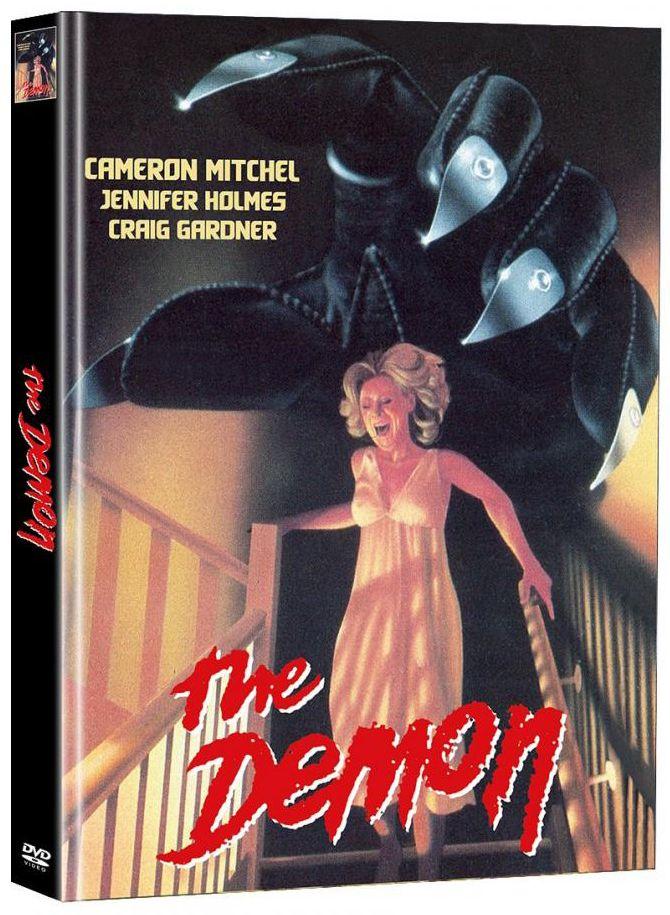 Demon, The - Der Teuflische (Lim. Uncut Mediabook - Cover D) (2 Discs)