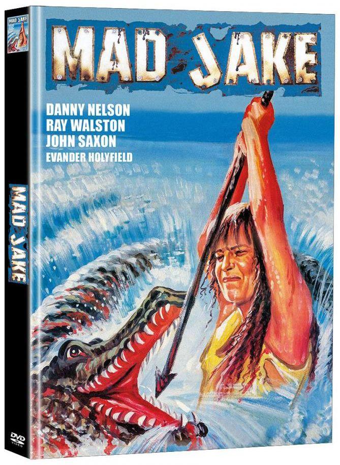 Mad Jake (Lim. Uncut Mediabook - Cover B) (2 Discs)
