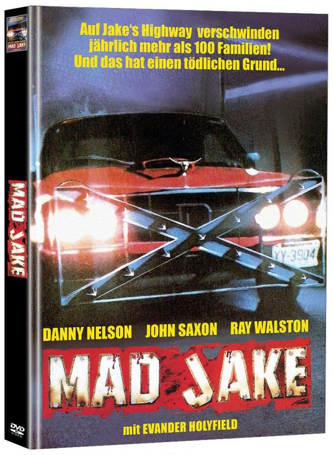 Mad Jake (Lim. Uncut Mediabook - Cover C) (2 Discs)
