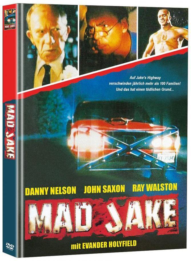 Mad Jake (Lim. Uncut Mediabook - Cover D) (2 Discs)