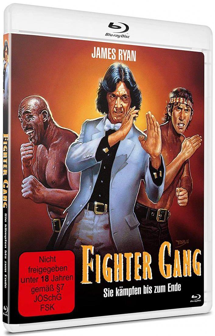 Fighter Gang - Sie kämpfen bis zum Ende (Cover A) (BLURAY)