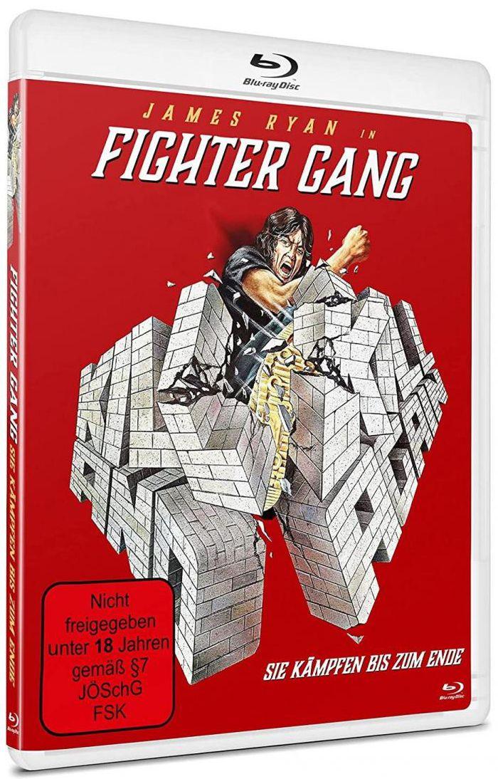 Fighter Gang - Sie kämpfen bis zum Ende (Cover B) (BLURAY)