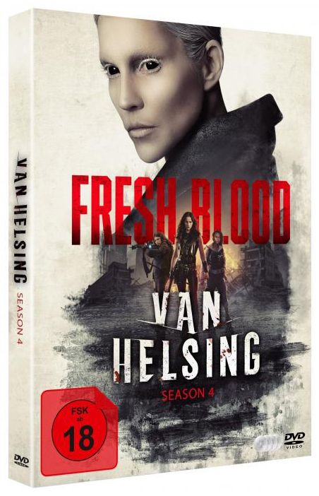 Van Helsing - Staffel 4 (4 Discs)