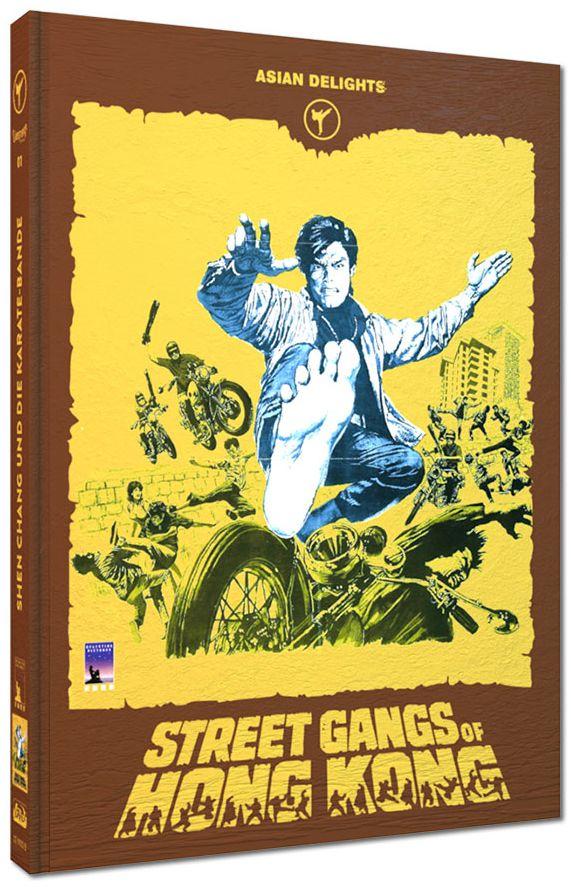 Shen Chang und die Karate-Bande (Lim. Uncut Mediabook - Cover D) (DVD + BLURAY)