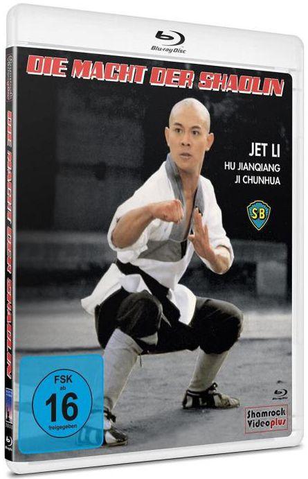 Macht der Shaolin, Die (Cover A) (BLURAY)