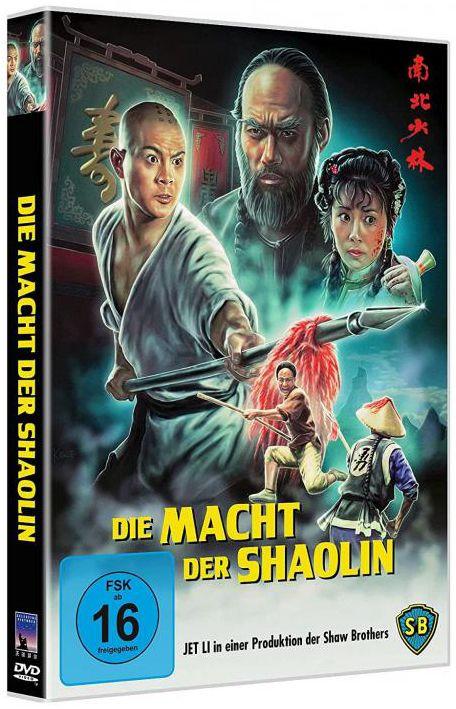 Macht der Shaolin, Die (Cover B)