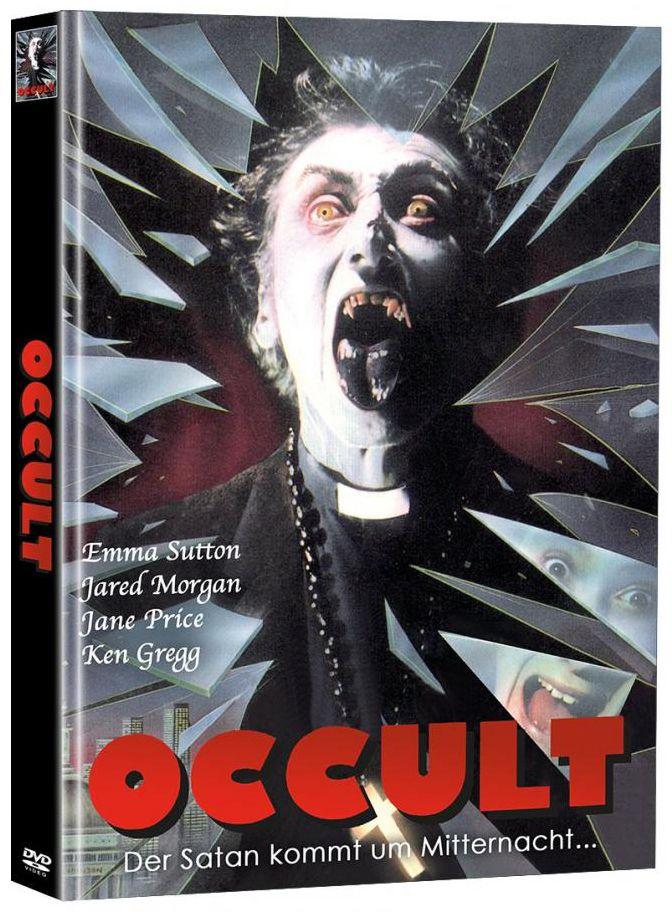 Occult - Der Satan kommt um Mitternacht (Lim. Uncut Mediabook - Cover C) (2 Discs)