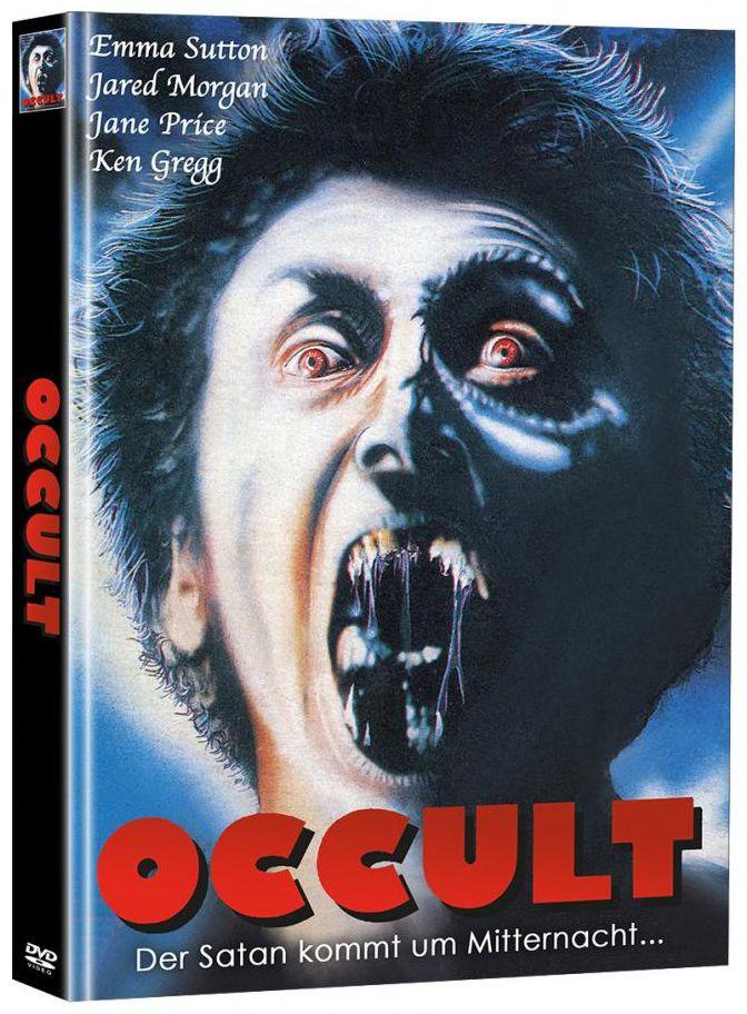 Occult - Der Satan kommt um Mitternacht (Lim. Uncut Mediabook - Cover D) (2 Discs)