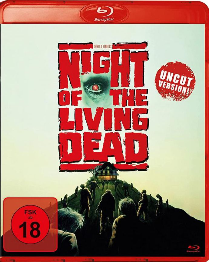 Night of the Living Dead (1990) (Uncut) (BLURAY)