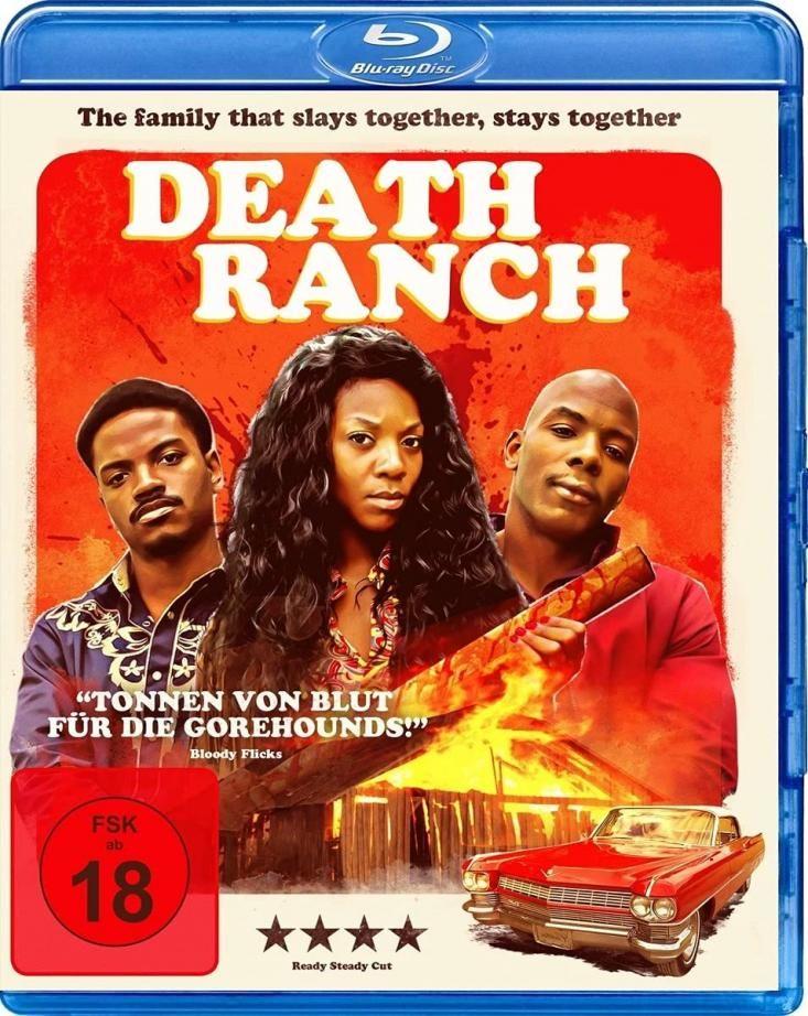 Death Ranch (BLURAY)