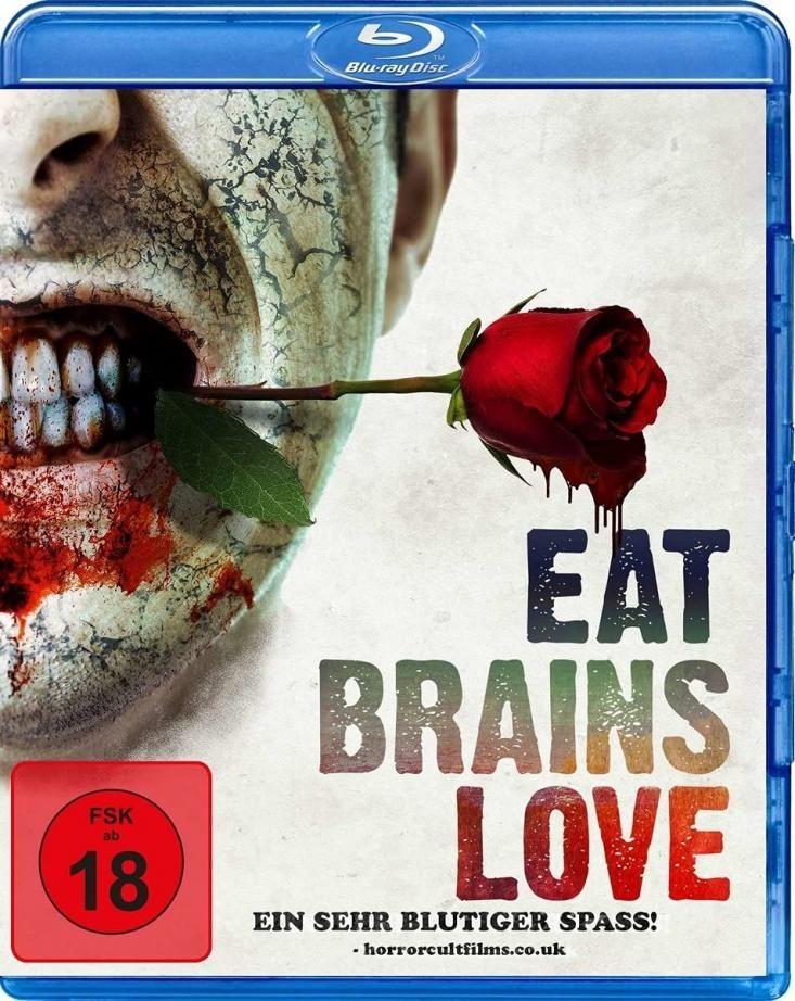 Eat Brains Love (BLURAY)