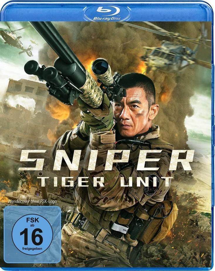 Sniper - Tiger Unit (BLURAY)