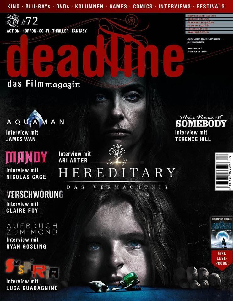 Deadline # 72