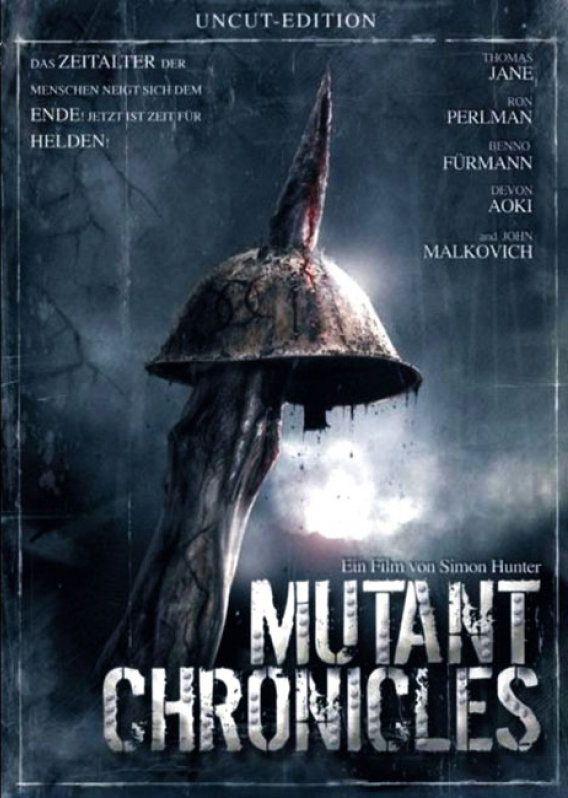 Mutant Chronicles (Uncut)