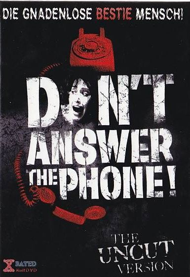 Don't Answer the Phone! (Uncut) (Kl. Hartbox)