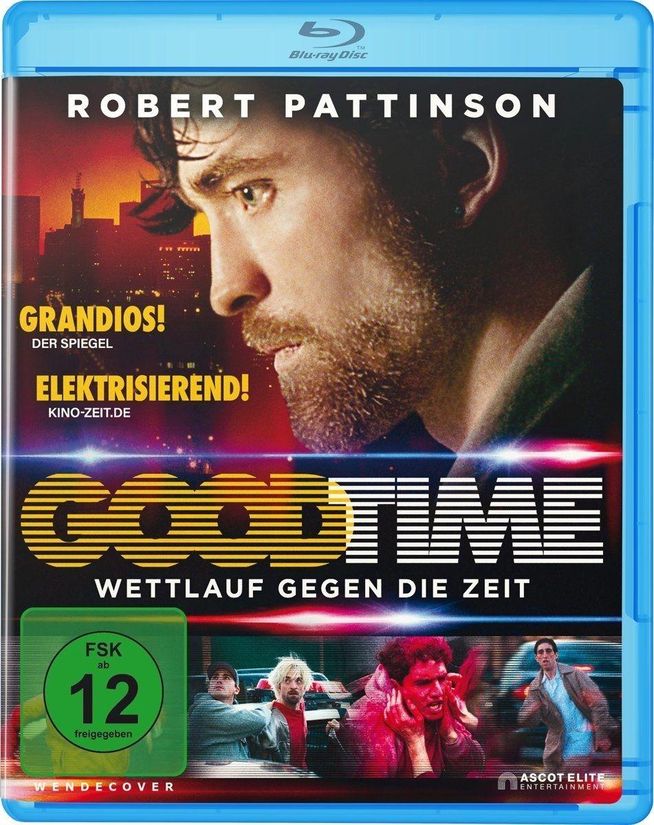 Good Time - Wettlauf gegen die Zeit (BLURAY)