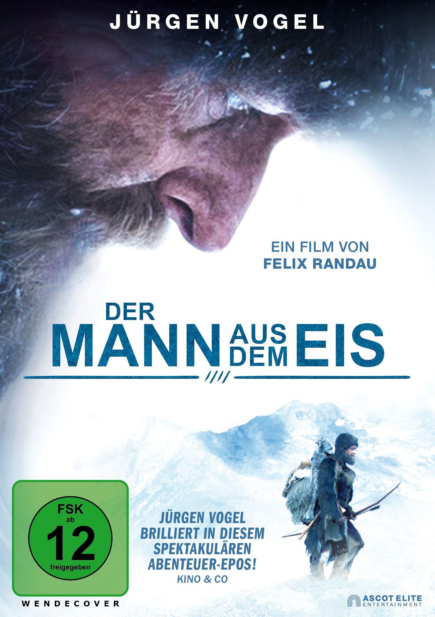 Mann aus dem Eis, Der
