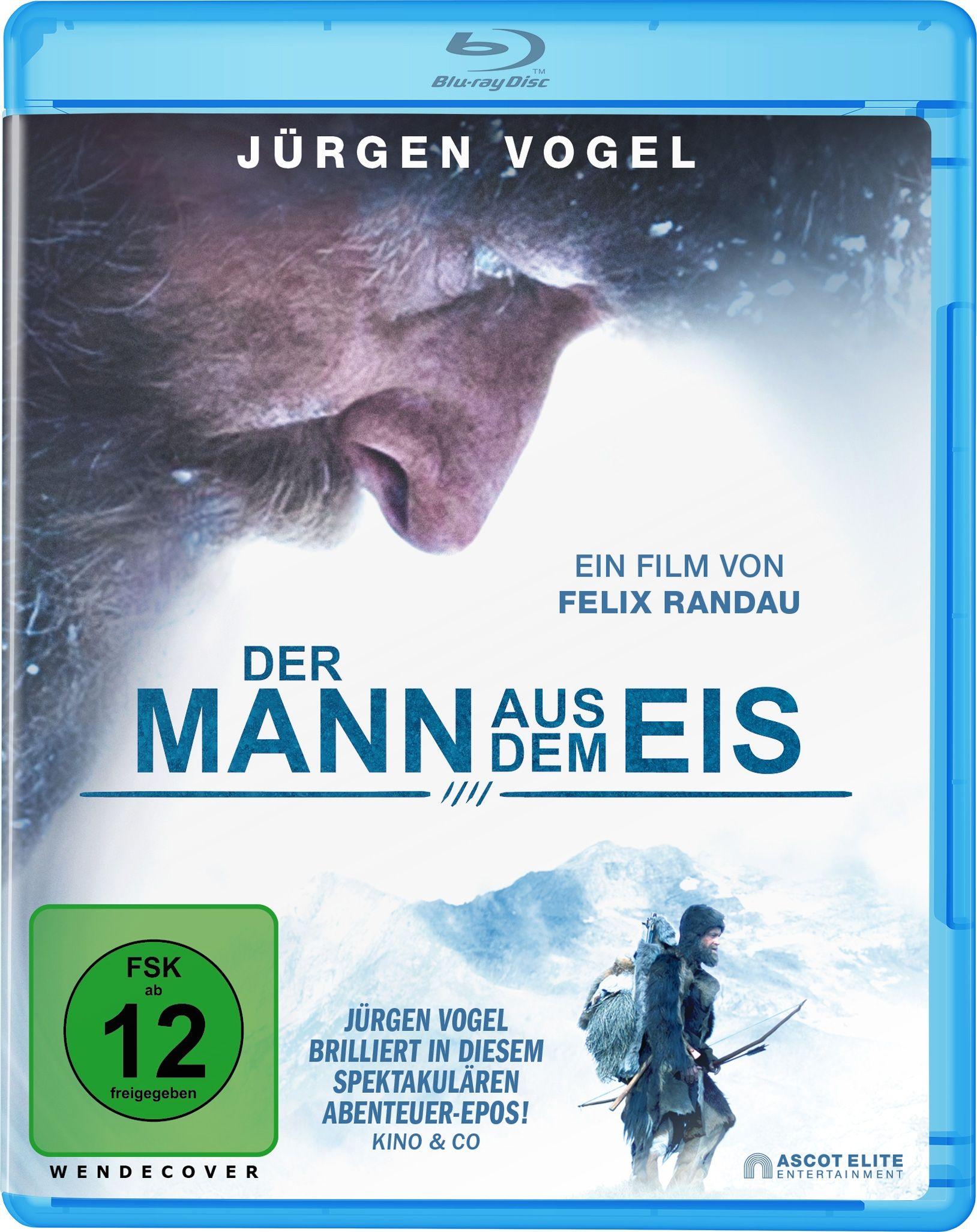 Mann aus dem Eis, Der (BLURAY)