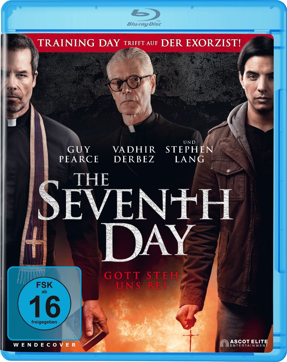 Seventh Day, The (BLURAY)